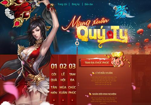 Tổng hợp các sự kiện đón Tết của làng game Việt (2) 24