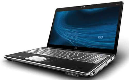 HP Pavilion HDX 16t - hệ thống giải trí đích thực 1