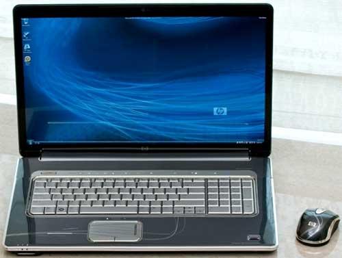 HP Pavilion HDX 16t - hệ thống giải trí đích thực 3