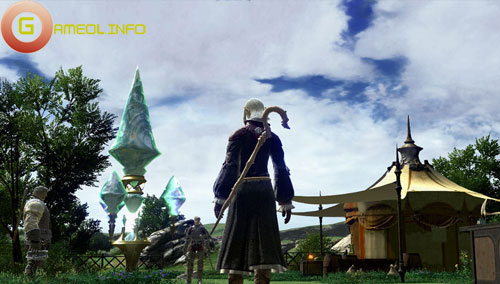 Final Fantasy XIV lộ diện trailer mới tại Tokyo Game Show 2009 2