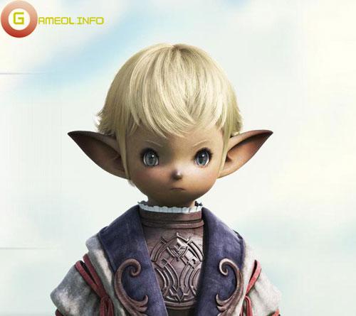 Final Fantasy XIV lộ diện trailer mới tại Tokyo Game Show 2009 4