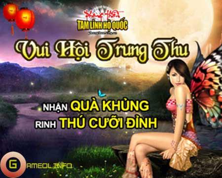 Làng game Việt tưng bừng đón Tết Trung Thu 2