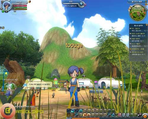 Những hình ảnh mới nhất về Dragon Ball Online 22