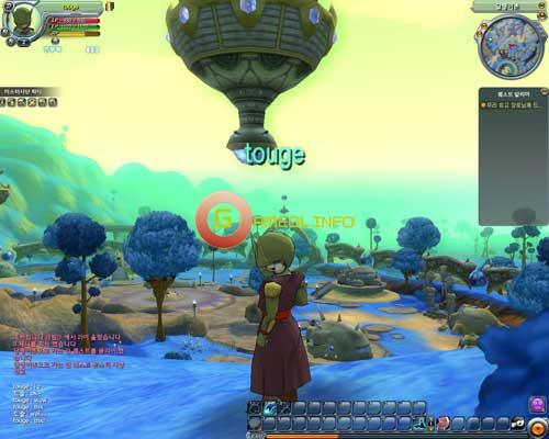 Những hình ảnh mới nhất về Dragon Ball Online 11