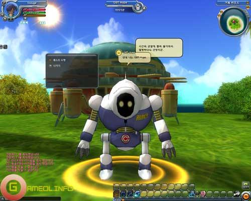 Những hình ảnh mới nhất về Dragon Ball Online 10