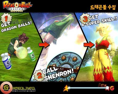 Những hình ảnh mới nhất về Dragon Ball Online 8