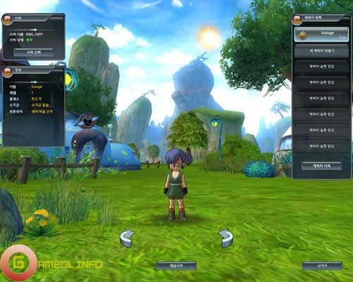 Những hình ảnh mới nhất về Dragon Ball Online 2