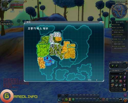 Những hình ảnh mới nhất về Dragon Ball Online 1