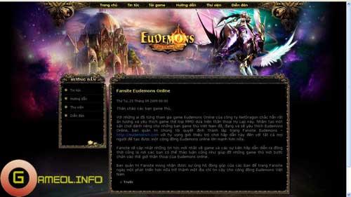 Eudemons Online chính thức tham chiến tại Việt Nam 3