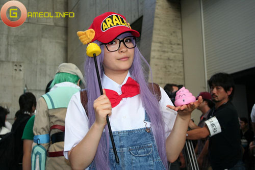Lễ hội cosplay tại Tokyo Game Show 2009 9