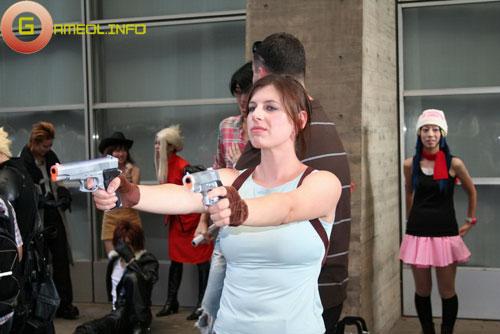 Lễ hội cosplay tại Tokyo Game Show 2009 10