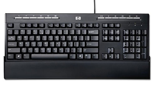Những bộ bàn phím ấn tượng mang tên HP 1