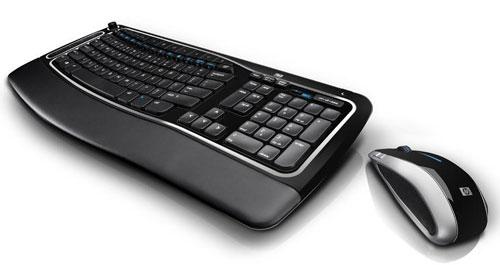 Những bộ bàn phím ấn tượng mang tên HP 4