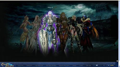 Runes of Magic ra mắt với tên gọi Chúa Tể Phục Sinh 3