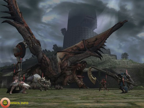 """Monster Hunter Frontier Online """"đổ bộ"""" xuống Đài Loan 7"""