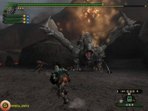"""Monster Hunter Frontier Online """"đổ bộ"""" xuống Đài Loan 3"""