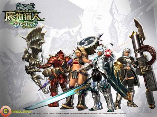 """Monster Hunter Frontier Online """"đổ bộ"""" xuống Đài Loan 2"""