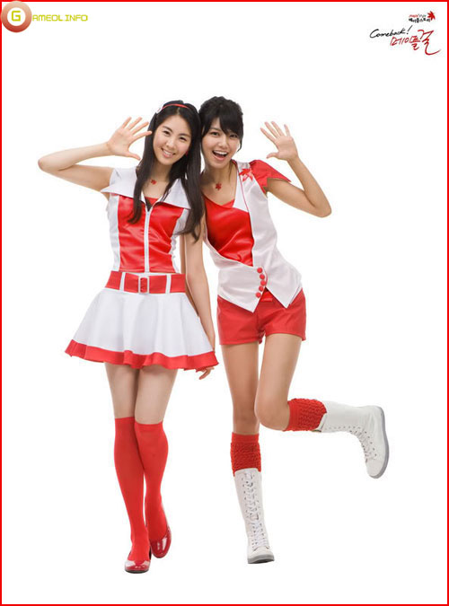 Girls Generation rực rỡ trong cosplay Maple Story 6