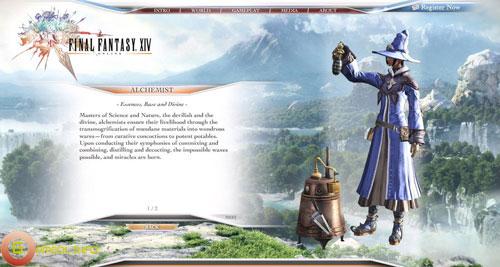 """Final Fantasy XIV và những bí mật """"chết người"""" 4"""