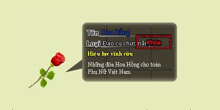 Làng game Việt thờ ơ với ngày Phụ nữ Việt Nam 4