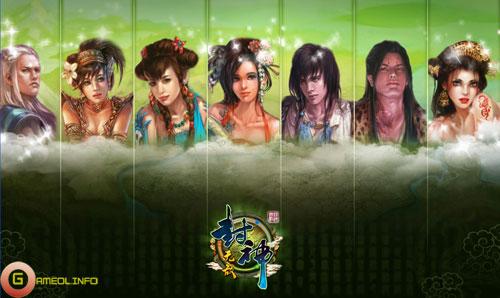 Chơi thử webgame Phong Thần ngay bây giờ 2