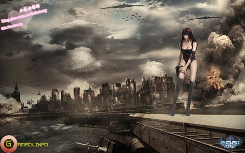 Tiểu Long Nữ sexy với cosplay 2061 9