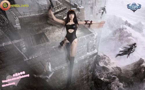 Tiểu Long Nữ sexy với cosplay 2061 10