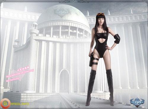 Tiểu Long Nữ sexy với cosplay 2061 12