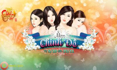 Miss Chinh Đồ khởi động vòng bình chọn đầu tiên 1