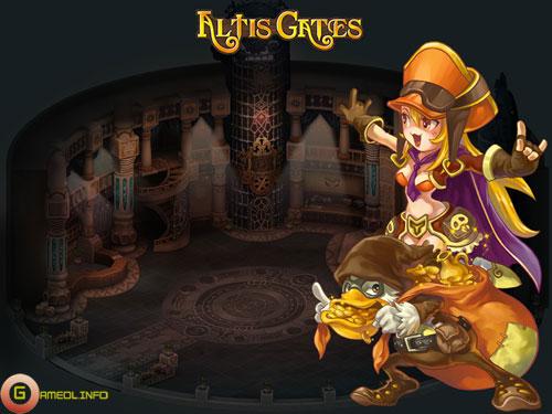 Altis Gate: Khám phá thế giới pháp thuật muôn màu 9