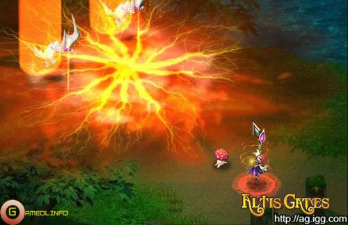 Altis Gate: Khám phá thế giới pháp thuật muôn màu 14
