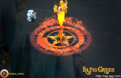 Altis Gate: Khám phá thế giới pháp thuật muôn màu 15