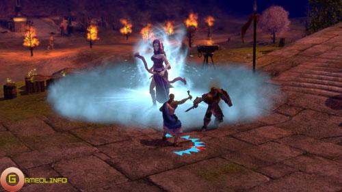 Mytheon: Cuộc chiến của các vị thần 3