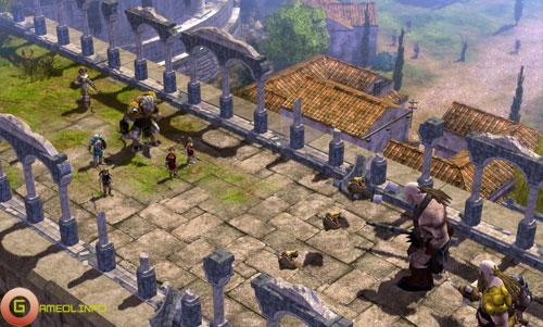 Mytheon: Cuộc chiến của các vị thần 12