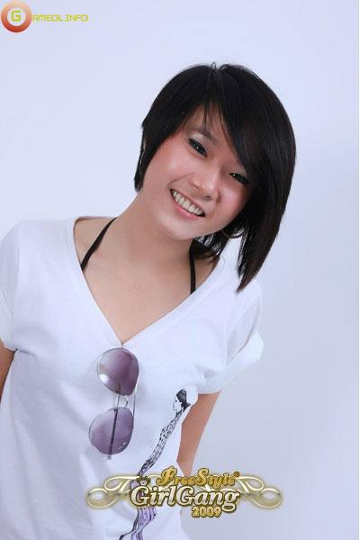 """18 """"nữ cầu thủ"""" xinh đẹp của FreeStyle Thái Lan 1"""
