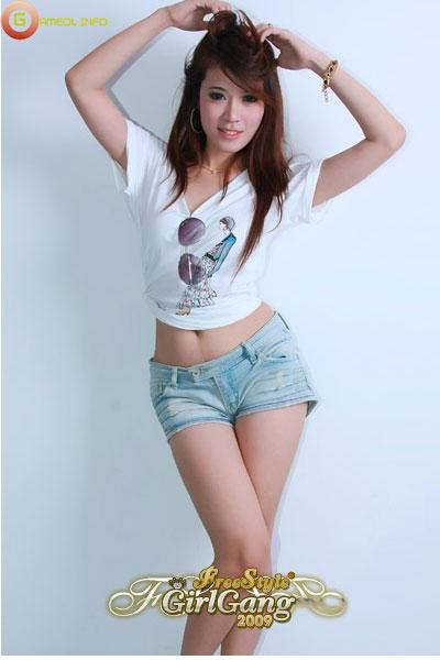 """18 """"nữ cầu thủ"""" xinh đẹp của FreeStyle Thái Lan 9"""