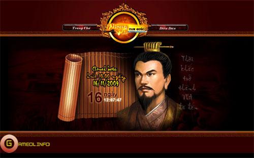 Phong Vân Tam Quốc closed beta sau 16 ngày nữa 2