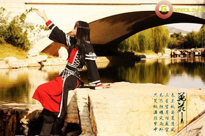 Thể hiện tình yêu qua cosplay Võ Lâm Truyền Kỳ 3 7