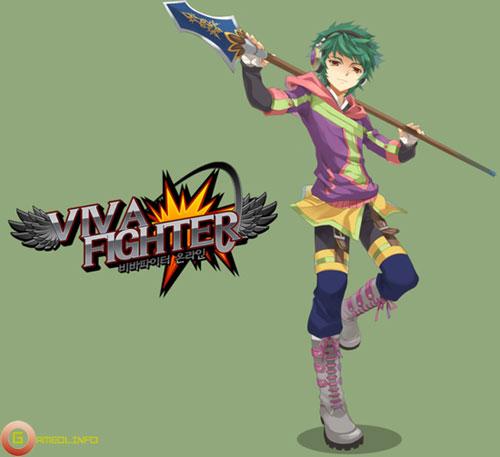 Viva Fighter chuẩn bị tiến hành Pre Open beta 8