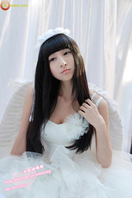 Lâm Kha Đồng dịu dàng với trang phục thiên sứ 12