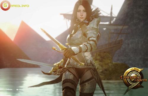 C9 Online công khai hình tượng Witch Blade 1