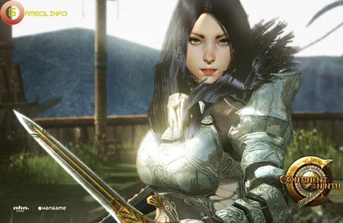 C9 Online công khai hình tượng Witch Blade 3
