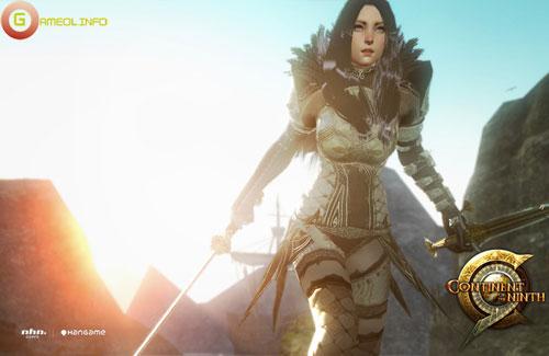 C9 Online công khai hình tượng Witch Blade 4