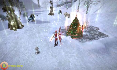 """Đón """"Giáng sinh trắng"""" cùng Bá Chủ Thế Giới 3"""