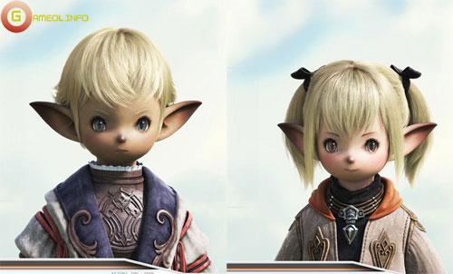 Final Fantasy XIV Online: Khám phá các chủng tộc