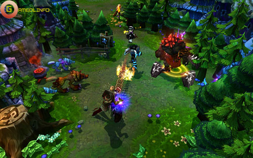 League of Legends vượt mốc 1.000.000 game thủ