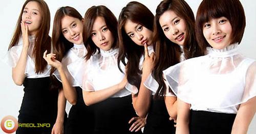 Nhóm nhạc T-ara trở thành đại diện của Z9 Star