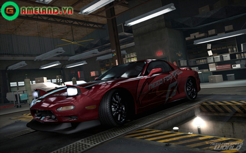 Need For Speed World công bố thời gian closed beta 2