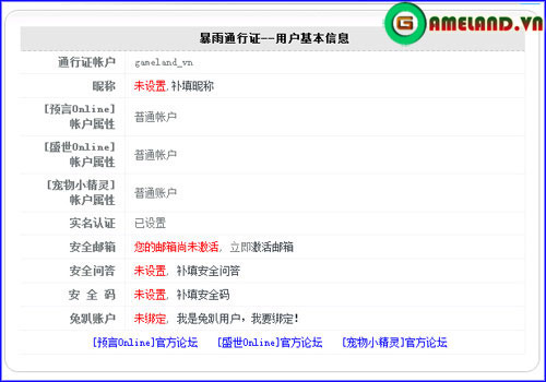 Hướng dẫn đăng ký Dự Ngôn Online phiên bản Trung Quốc