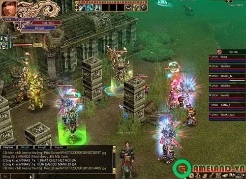 12 game online có mặt tại Việt Nam trong hè 2010 7